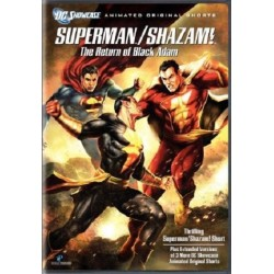 SUPERMAN / SHAZAM - RETURN OF BLACK ADAM