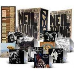 NEIL YOUNG - NEIL YOUNG ARCHIVES VOL II 1972-1976
