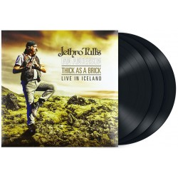 IAN ANDERSON - THICK BRICK - LIVE IN ICELAND