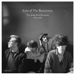 ECHO AND THE BUNNYMEN - THE JOHN PEEL SESSION