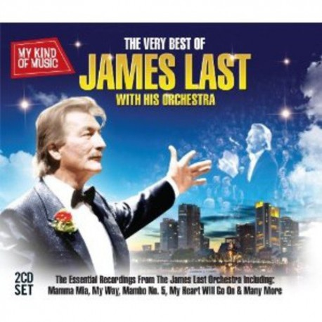 JAMES LAST - VERY BEST WITH ORCHESTRA