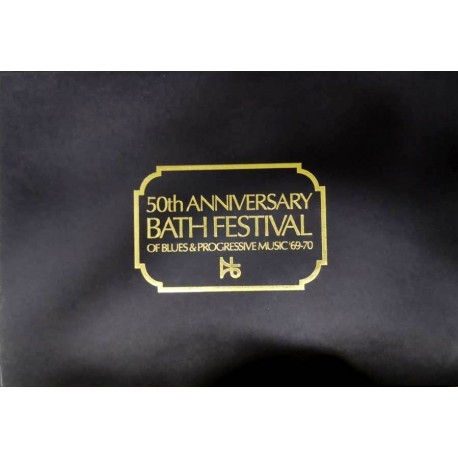BATH FESTIVAL - THE BEST OF BLUES PROGRESIVE 69-70