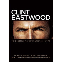 CLINT EASTWOOD - THE UNIVERSAL PICTURES 7 FILMS COLLECTION