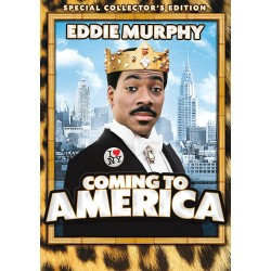 DVD COMING TO AMERICA