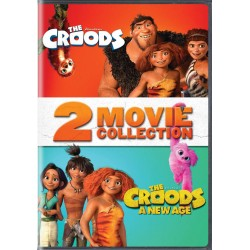 THE CROODS / THE CROODS - A NEW AGE