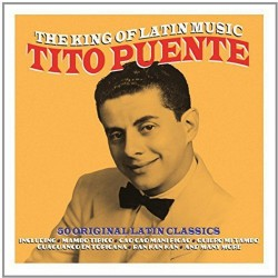 TITO PUENTE - KING LATIN MUSIC