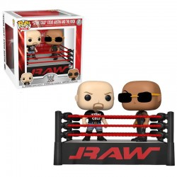 Pop! 2: wwf - Stone cold steve austin and the rock