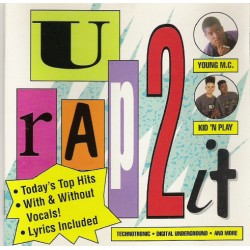 TECHNOTRONIC / YOUNG MC / KID N PLAY - U RAP 2 IT / DIGITAL UNDERGROUND AND MORE