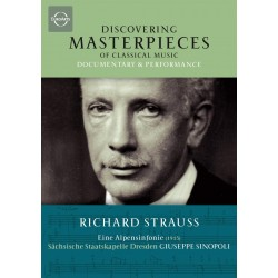 RICHARD STRAUSS - DISCOVERING MASTERPIECES OF CLASSICAL MUSIC