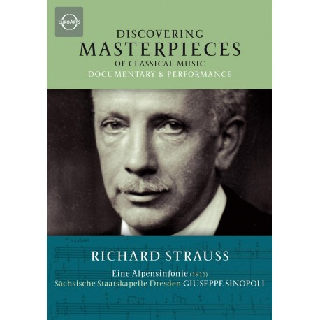 STRAUSS - DISCOVERING MASTERPIECES
