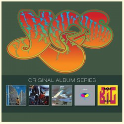 YES - ORIGINAL ALBUM SERIES