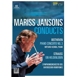 MARISS JANSONS - BEETHOVEN / STRAUSS - CONDUCTS