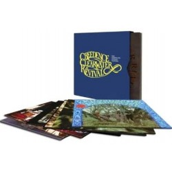 CREEDENCE CLEARWATER REVIVAL - STUDIO ALBUMS