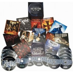 ROB HALFORD - FIGHT TWO HALFORD - THE COMPLETE ALBUMS COLLECTION