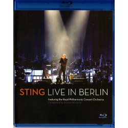 STING AND THE ROYAL PHILHARMONIC CONCERT ORCHESTRA - LIVE IN BERLIN