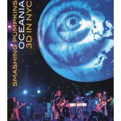 SMASHING PUMPKINS - OCEANIA 3D IN NYC
