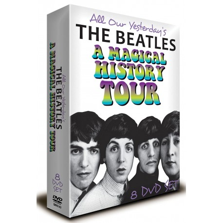 THE BEATLES - A MAGICAL HISTORY TOUR