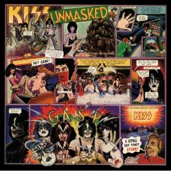 KISS- UNMASKED