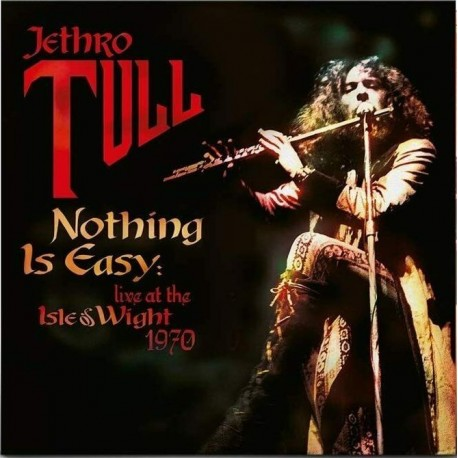 JETHRO TULL - NOTHING IS EASY - LIVE AT THE ISLES WIGHT 1970
