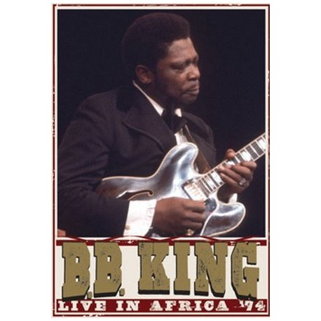 BB KING - LIVE IN AFRICA 74