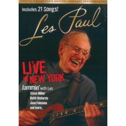 LES PAUL - LIVE IN NEW YORK