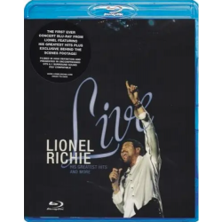 LIONEL RICHIE - LIVE HIS GREATEST HITS AND MORE