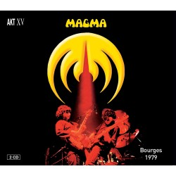 MAGMA - BOURGES 1979
