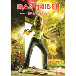 IRON MAIDEN - THE HISTORY OF IRON MAIDEN PART 1 - THE EARLY DAYS