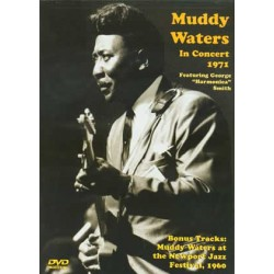MUDDY WATERS - IN CONCERT 1971
