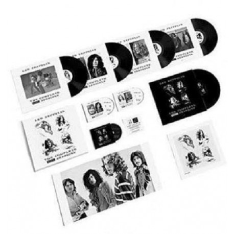LED ZEPPELIN - COMPLETE BBC SESSIONS
