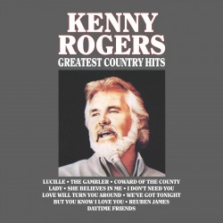 KENNY ROGERS - GREATEST COUNTRY HITS