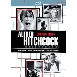 ALFRED HITCHCOCK - THE ESSENTIALS COLLECTION LIMITED EDITION