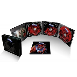 JUDAS PRIEST - DEFENDERS OF THE FAITH - 30th ANNIVERSARY DELUXE EDITION