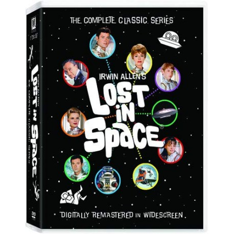 LOST IN SPACE - THE COMPLETE SERIES CLASSIC SERIES
