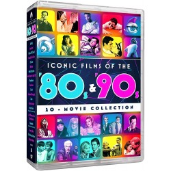 ICONIC MOVIES OF THE 80 AND 90