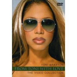 TONI BRAXTON - FROM TONI WITH LOVE THE VIDEO COLLECTION