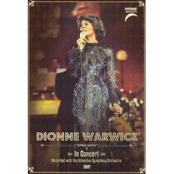 DIONNE WARWICK - IN CONCERT WITH EDMONTON SYMPHONY ORCHESTRA
