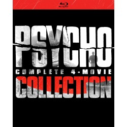 PSYCHO - COMPLETE 4 MOVIE COLLECTION