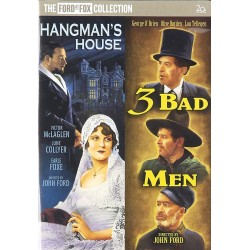 THE FORD FOX COLLECTION - HANGMANS HOUSE / 3 BAD MEN