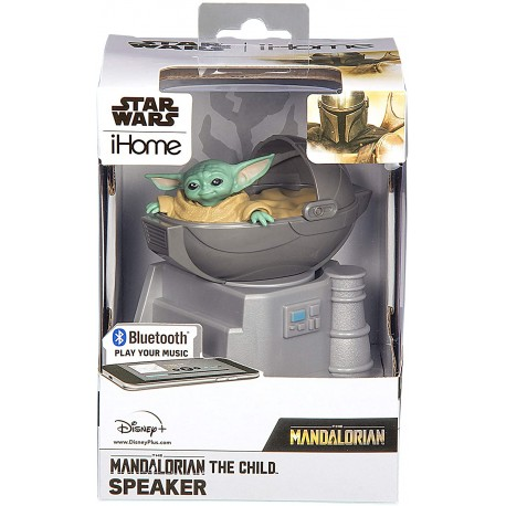 iHOME: Star Wars / The Mandalorian - The Child - Speaker+blootooth