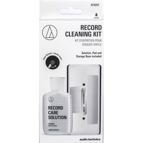 RECORD CLEANING KIT - AUDIO - TECHNICA