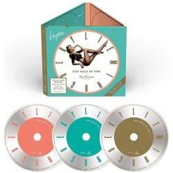 KYLIE MINOGUE - STEP BACK IN TIME - THE DEFINITIVE COLLECTION - SPECIAL EDITION