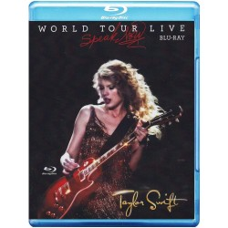 TAYLOR SWIFT - SPEAK NOW WORLD LIVE