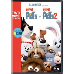 THE SECRET LIFE OF PETS 2 - MOVIE COLLECTION