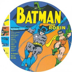 BATMAN AND ROBIN - SUN RA AND