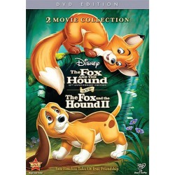 THE FOX AND THE HOUND 1 & 2