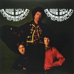 THE JIMI HENDRIX EXPERIENCE - ARE YOU EXPERIENCED