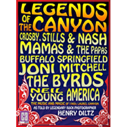 LEGENDS OF THE CANYON - THE MUSIC & MAGIC OF 1960 LAUREL CANYON