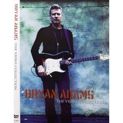 BRYAN ADAMS - THE VIDEO COLLECTION