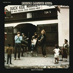 CREEDENCE CLEARWATER - WILLY AND THE POOR BOYS